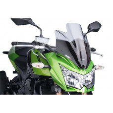 Naked New Generation plexi Kawasaki Z750/Z750R 2007-2012