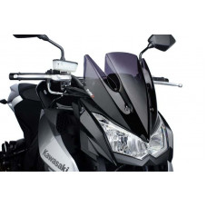 Naked New Generation plexi Kawasaki Z1000 2010-2013