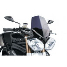 Naked New Generation plexi TRIUMPH SPEED/STREET TRIPLE (2011-2013)