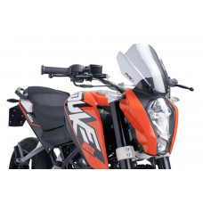 Naked New Generation plexi KTM 125/200/390 DUKE 2011-2015