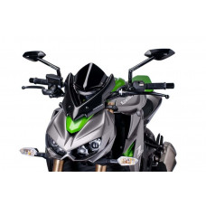 Naked New Generation plexi Kawasaki Z1000 2014-2017