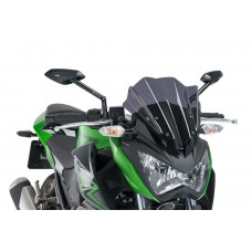 Naked New Generation plexi Kawasaki Z300 (2015-2017)