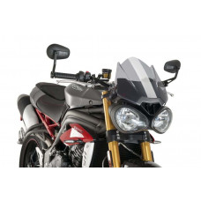 Naked New Generation plexi  Triumph SPEED TRIPLE R (2016-2017)