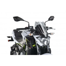 Naked New Generation plexi Kawasaki Z650 (2017-2018)